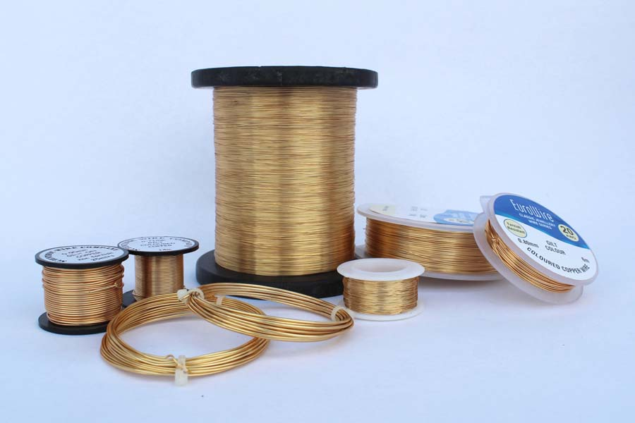 1kg 0.8mm  Gilton Copper Wire