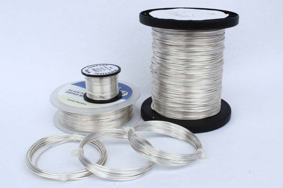 700 Metres 0.1mm 3116 Supa Clear Coloured Craft Wire