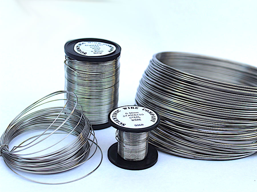 5 Metres 2mm Stainless Steel Wire
