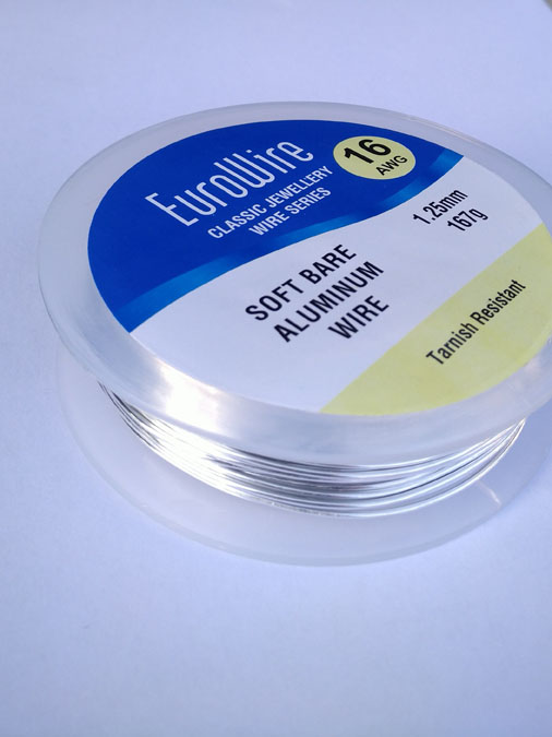 2mm Aluminium craft  Wire 167g (approx. 20 Metres)