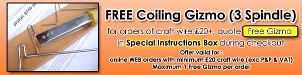 Specialist in craft wire knitted craft wire silver wire enamelled news update free gizmo keyboard keysfo Gallery