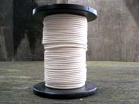 10 Metres 0.9mm Double Cotton Covered Copper Wire