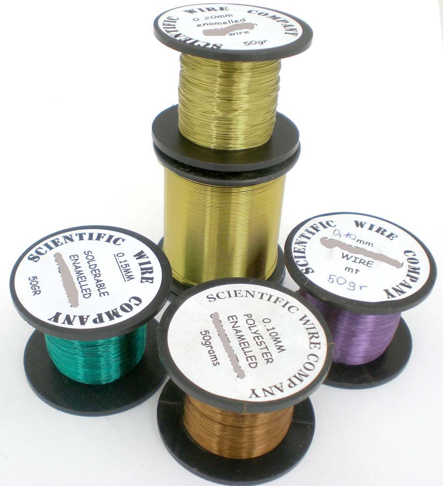 wires.co.uk : Nickel Chrome / Nichrome Section