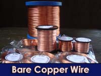 1kg 4.00mm BARE COPPER WIRE SOFT