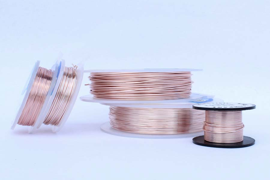 HIGH QUALITY 447m ANTIQUE BRONZE coloured COPPER WIRE 0.4mm 26 GAUGE  500grams